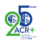 Association of Cities and Regions for sustainable Resource Management – Belgium logo